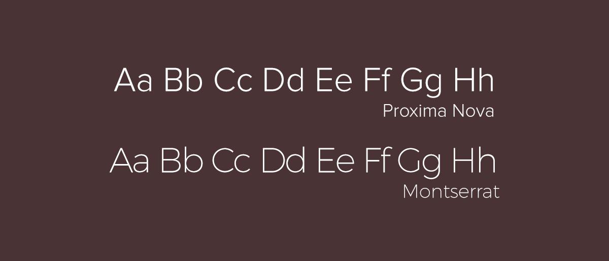 Free Similar / Alternative Font to Proxima Nova | YouTheCreative